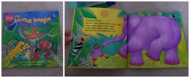 Pictures of Animal Boogie Barefoot Book