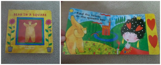 Pictures of Bear in a Square Barefoot Book