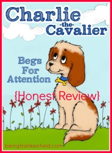 Charlie the Cavalier Book Cover