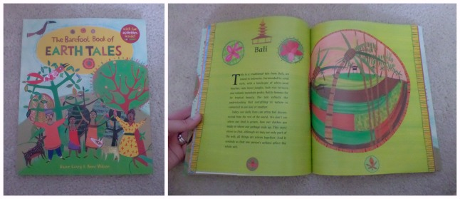 Pictures of Earth Tales Barefoot Book