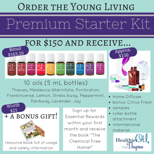 07 Order Young Living PSK with Chemical Free Home